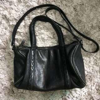 Zara Black Sling Bag / Handbag