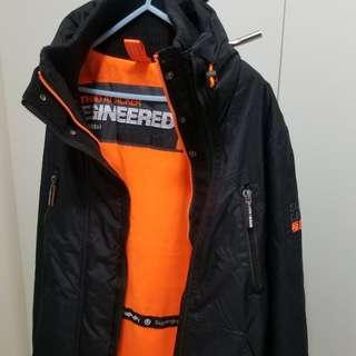 男裝Super Dry外套 原價$1400  現優惠價$700