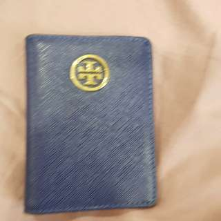 Pre loved tory burch card holder