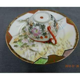 日本套裝杯碟