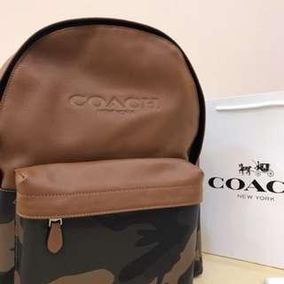 Authentic Coach men Wallet Backpack laptop bag briefcase sling bag crossbody bag Handbag