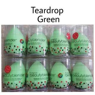 Beauty Blender (Teardroo Green)