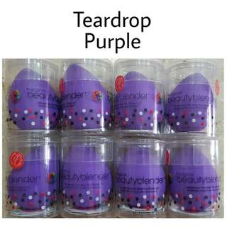 Beauty Blender (Teardrop Purple)
