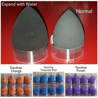 Teardrop Beauty Blender