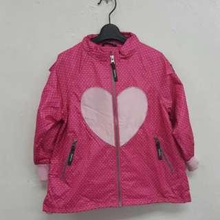 (減價) 👧 Spring Girl's light jacket (Fit for 5yrs old) 春.女童裝薄身外套 (適合5歲)