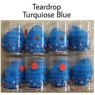 Beauty Blender (Teardrop Turquoise Blue)