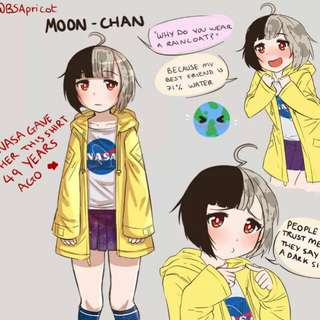 Interest Check!✨Moon Chan Cosplay