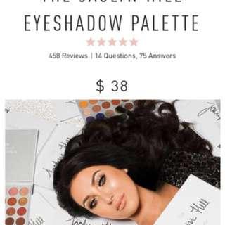 Jaclyn Hill Morphe Eyeshadow Palette