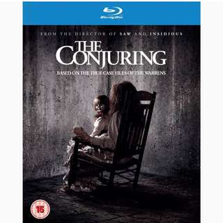 The Conjuring (Blu Ray)