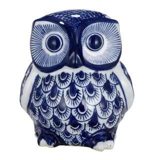 Hoot Owl Figurine