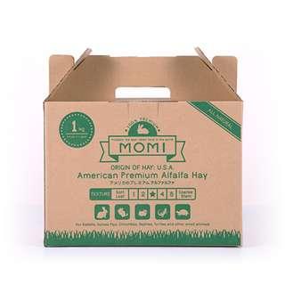 SALE! MOMI - Premium AlfafaHay (1KG)