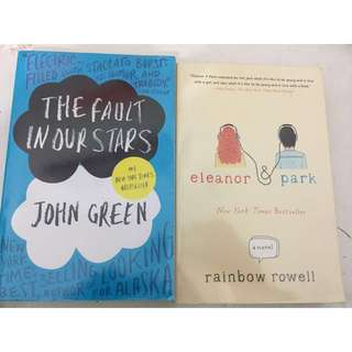 The Fault in Our Stars & Eleanor & Park (PAKET HEMAT)