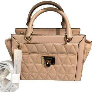 Michael Kors Cross Body Satchel