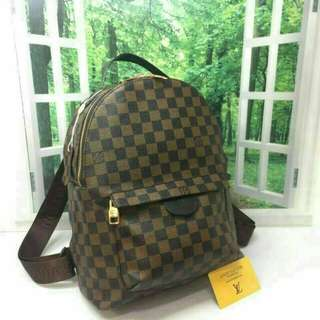 Louis Vuitton Backpack Damier