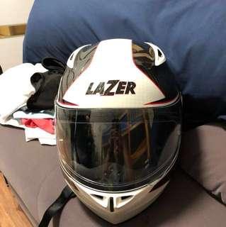 Lazer kestrel Carbon rich