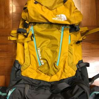 The North Face Women's Terra 55 Backpack