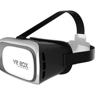 VR Box II 3D Virtual Reality Glasses Headset Gear