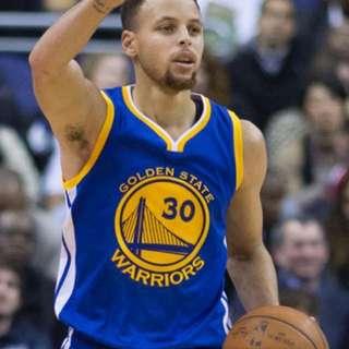 🚚 nba jersey Stephen Curry Warriors 咖哩 燙印版