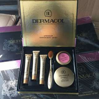 Dermacol 6 in 1 - Make Up Set