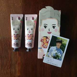 Authentic Nature Republic EXO (Suho) Handcream