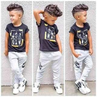 Nike and Jordan Terno ♥