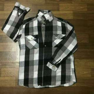 Carhartt Flannel Work Shirt