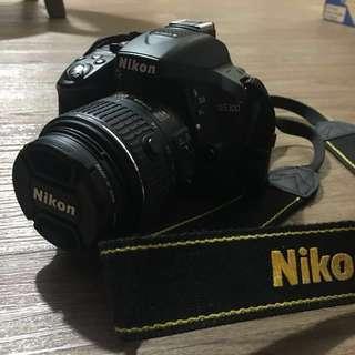 Nikon D5300 + Nikkor AF-P 18-55mm VR Kit Lens