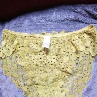 Triumph lace panty
