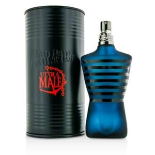 1 X AUTHENTIC Jean Paul Gaultier | JPG Ultra Male Eau De Toilette Intense Spray (EDT 125 ML) (Brand New In Box, sealed)