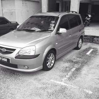NAZA CITRA 2.0 (A) FULL SPEC 7 SEATER MPV