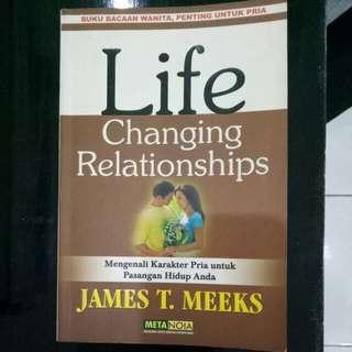 Buku James T. Meeks - Life Changing Relationship