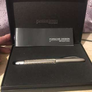 Porsche Design by Faber Castell ball pen