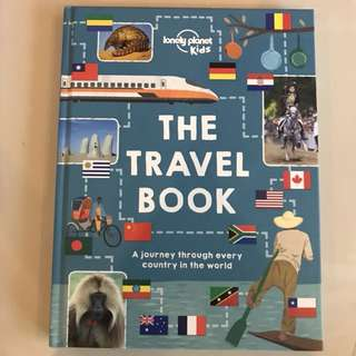 Lonely Planet Kids THE TRAVEL BOOK