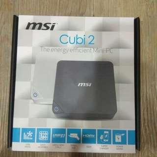 🚚 Cubi 2-030TW i3-7100U 雙核Win10Pro迷你電腦