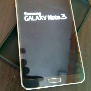 For Sale! Samsung Note 3 LTE-A (sm-n900s)