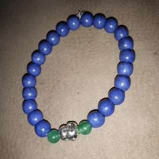 Turquoise with jade