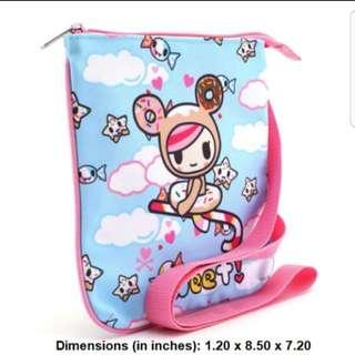 BNWT donutella sling bag