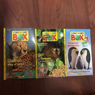 Discovery Box Children's Magazine