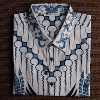 Batik Keris - Kemeja Batik Pria