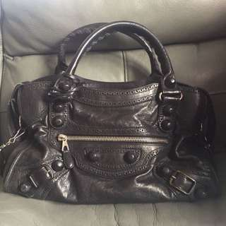 Balenciaga Mini City bag