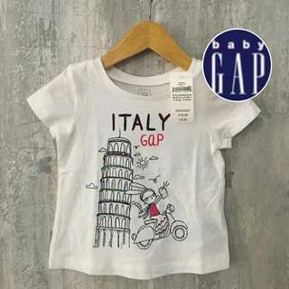 Baju Anak Merk Baby GAP Tshirt