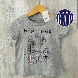 Baju Anak Merk Baby GAP T-shirt
