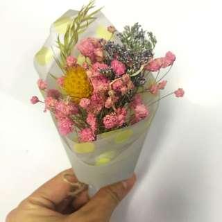 Handmade 韓式乾花