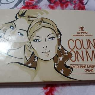 Turun Harga :) LT PRO Count On Me Contouring & Highlighting Cream