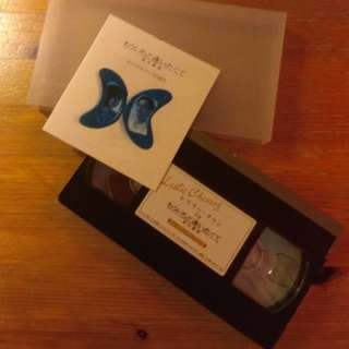 張國榮 電影~星月童話 日版VHS