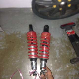 X1r suspension
