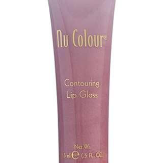 Contouring lip gloss