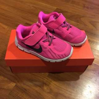 Nike Kids Shoes (Pink)