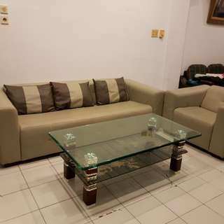 Sofa+Meja Set