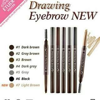 Etude House Drawing Eyebrows
